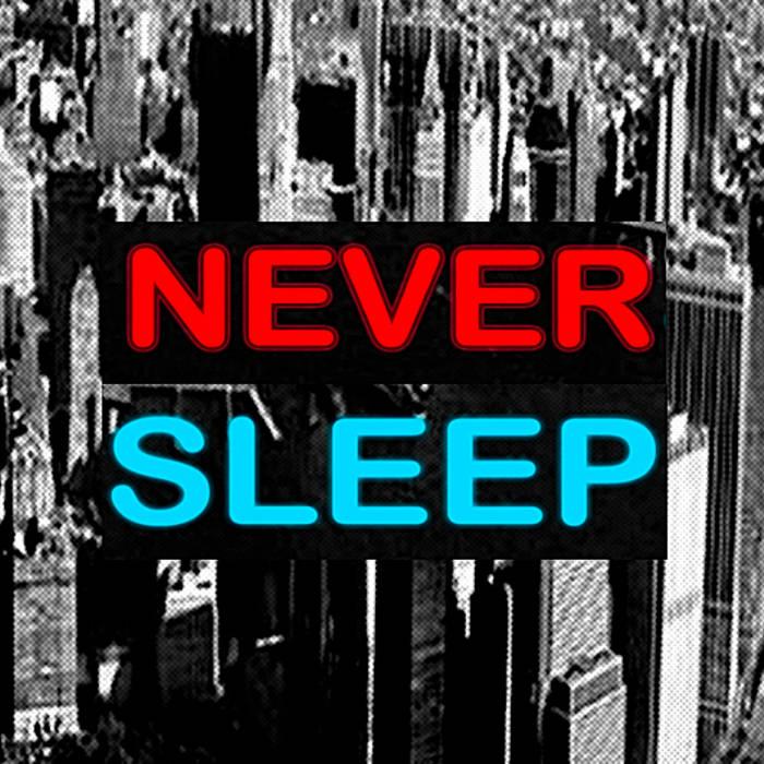 Neversleep cover art