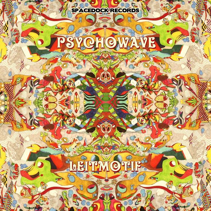 SDDG004 - Psychowave - Leitmotif EP cover art