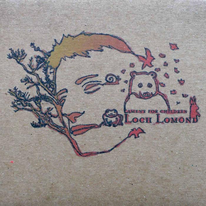 Lament For Children cover art