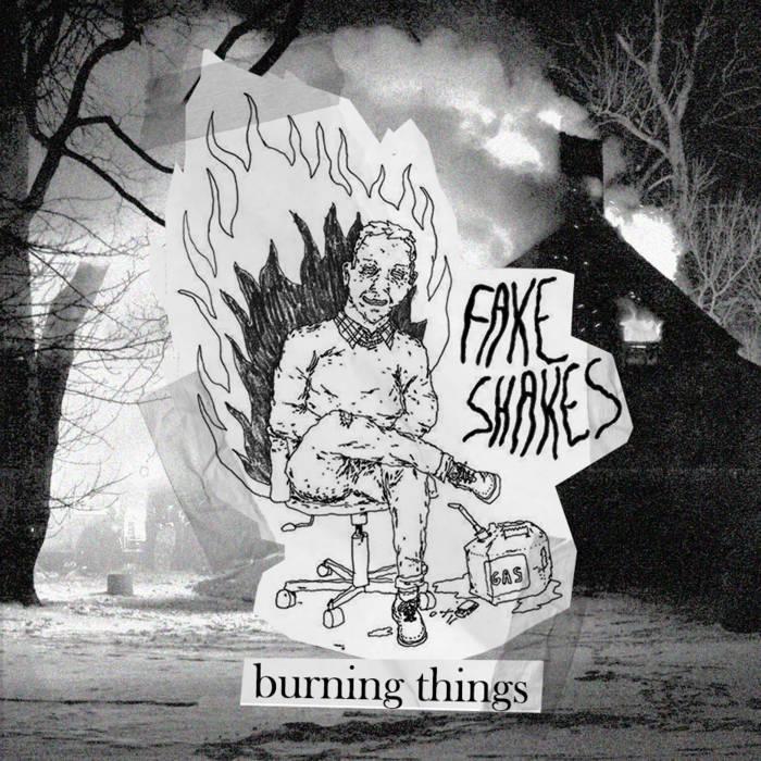 Burning things cover art