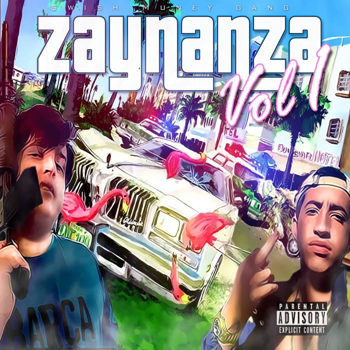 ZAYNANZA VOL. 1 cover art