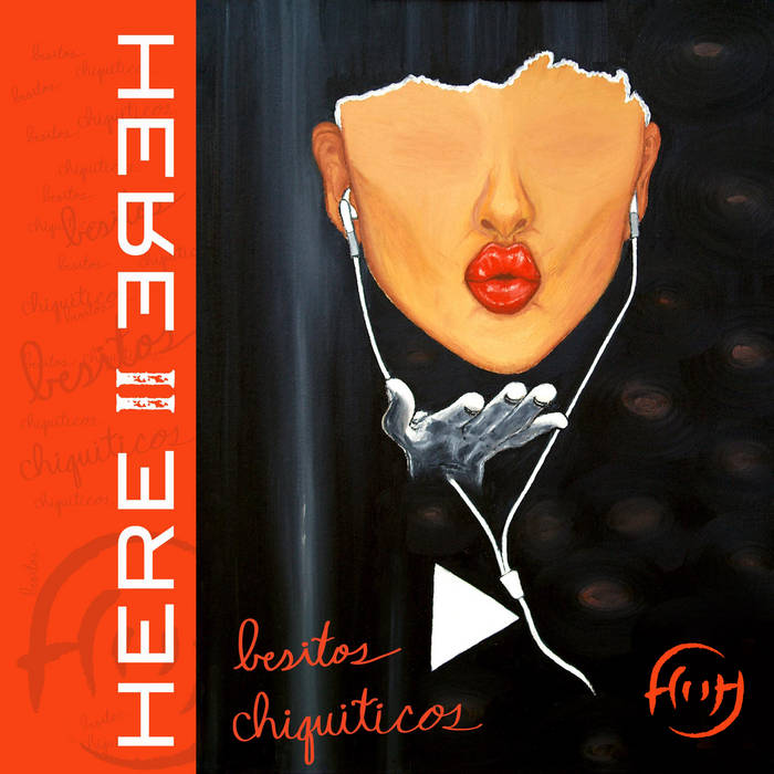 Besitos Chiquiticos (The Singles Collection) cover art