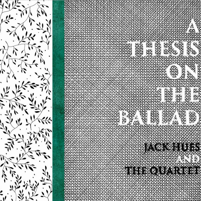 A Thesis on the Ballad cover art