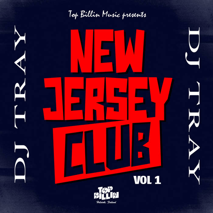 New Jersey Club EP cover art