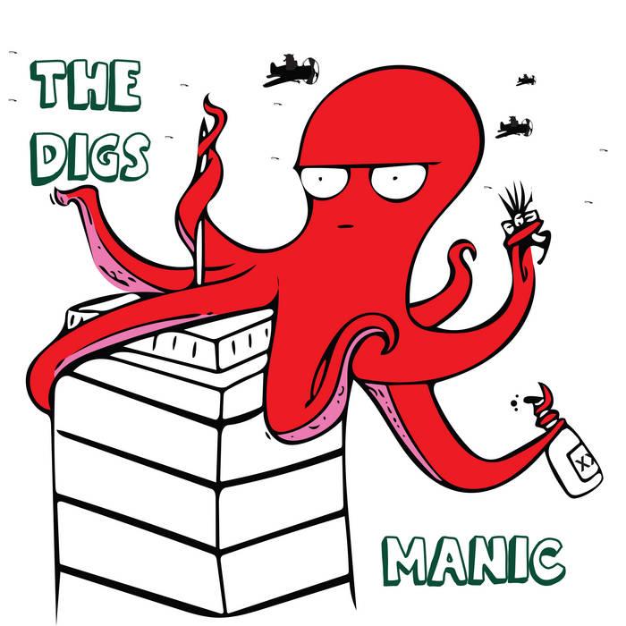 Manic cover art