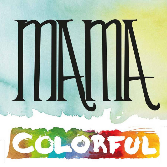 Colorful cover art