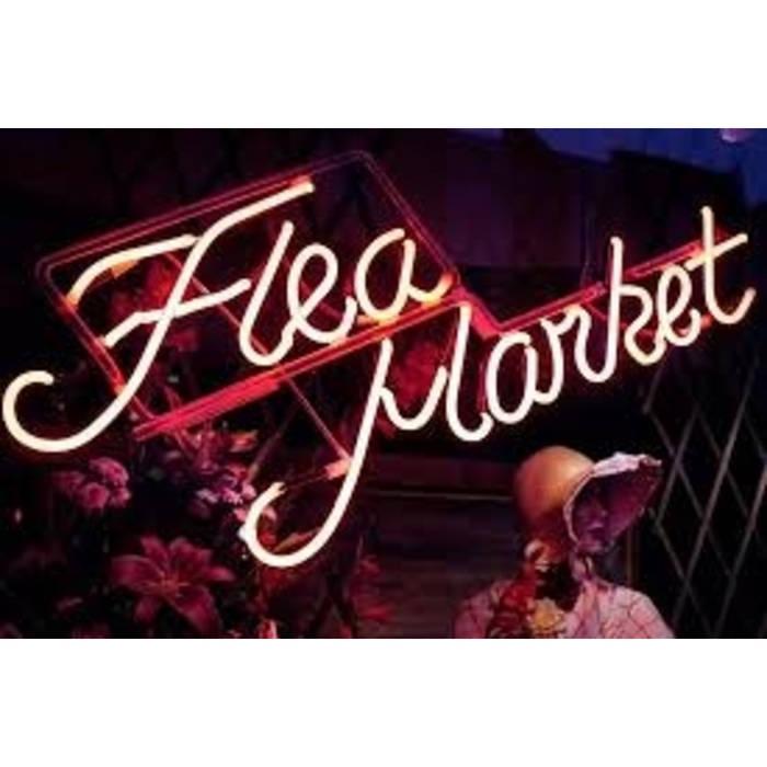 beat flea market cover art