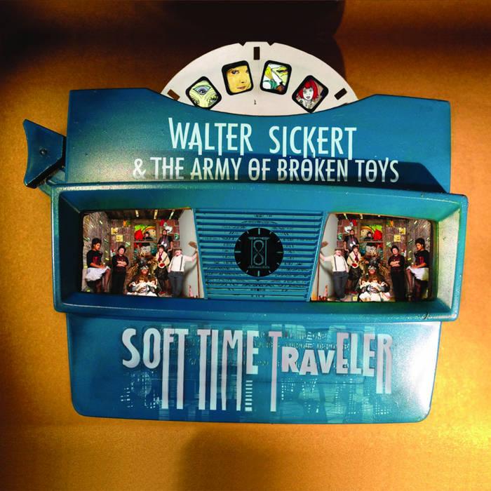 Soft Time Traveler cover art