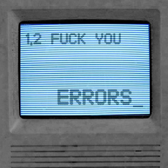 Errors cover art