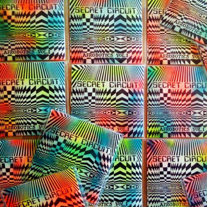 Afrobotics Vol.I cover art