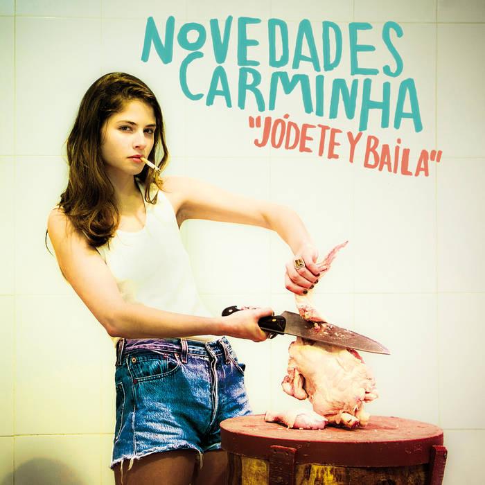 JÓDETE Y BAILA cover art