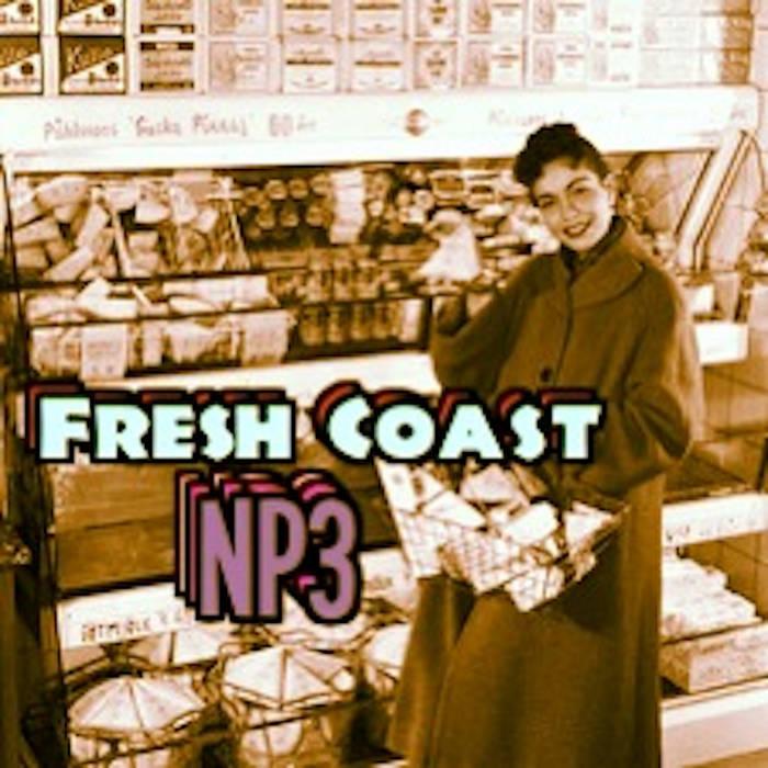 FRESH COAST 'NON PERISHABLES VOL. 3' cover art