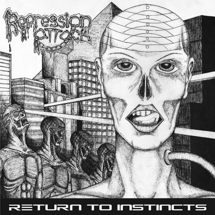 "Beyond the Instincts 7"" cover art"