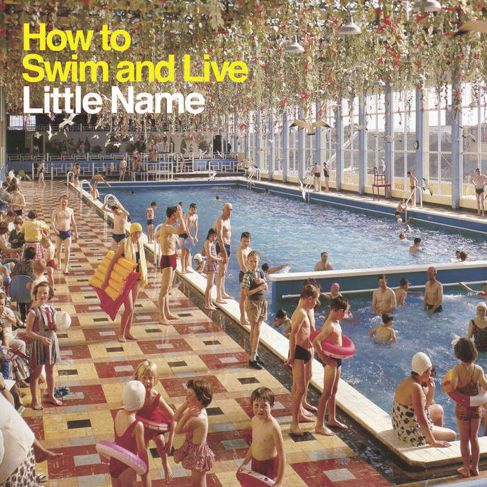 How to Swim & Live cover art