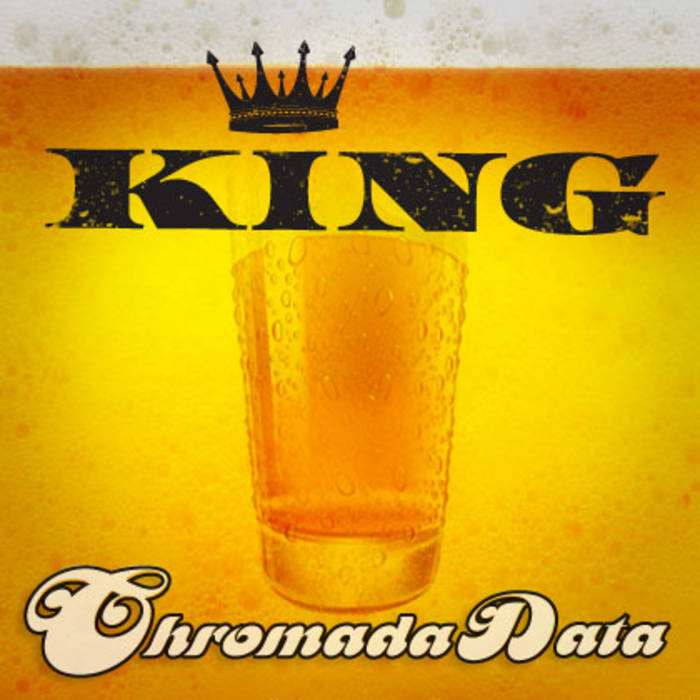King EP cover art
