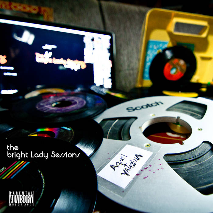 the Bright Lady Sessions cover art