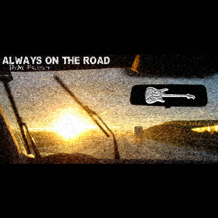 Always on the road cover art