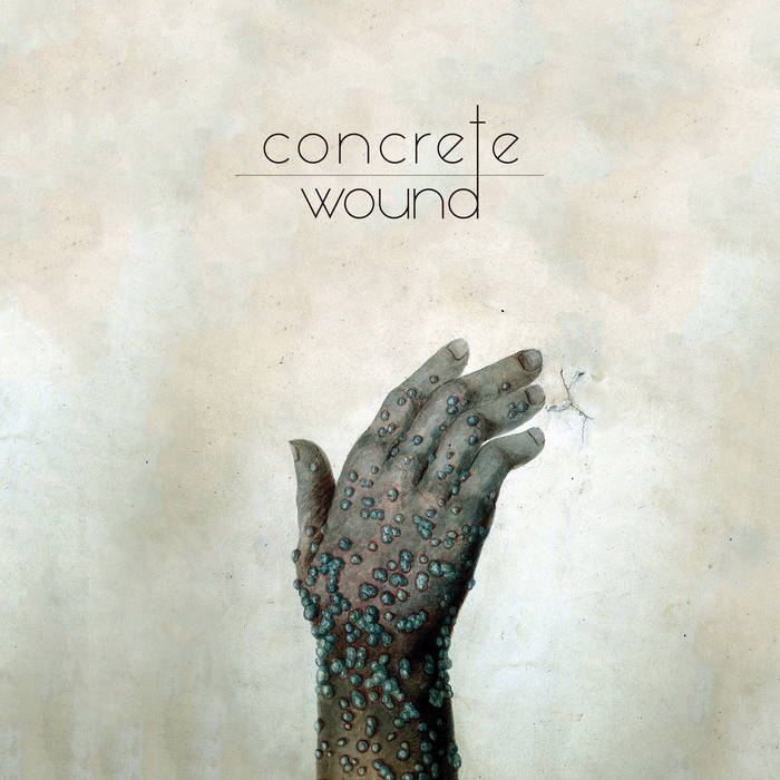 Concrete / Wound cover art