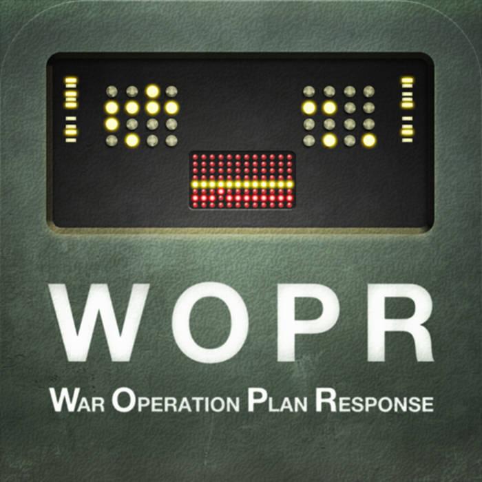 WarGames: WOPR Soundtrack cover art