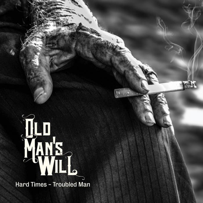 Hard Times - Troubled Man cover art
