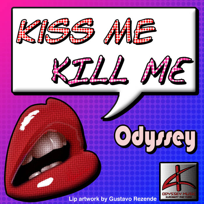 Kiss Me Kill Me cover art