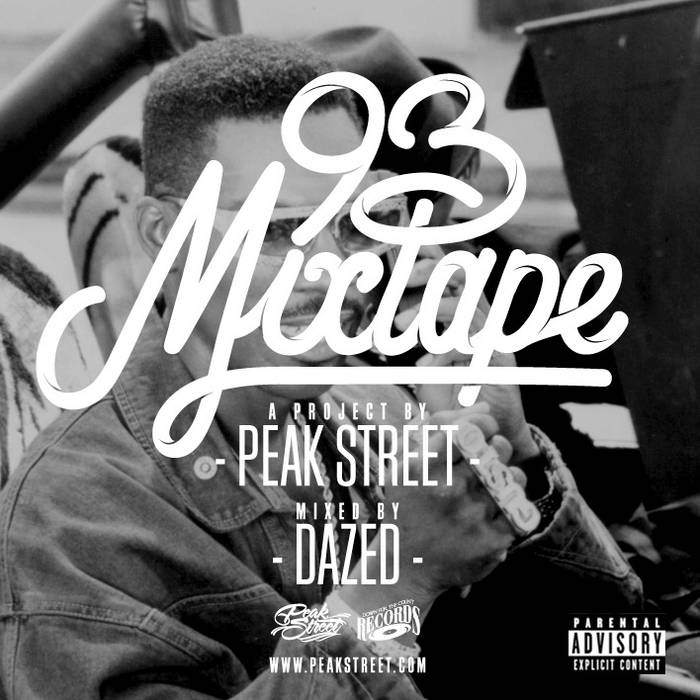93 Mixtape cover art