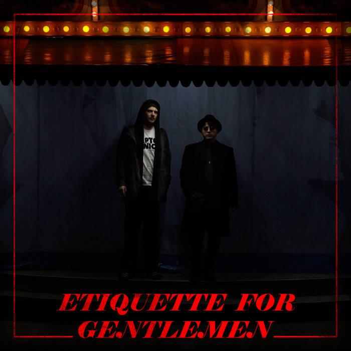 Etiquette for Gentlemen cover art