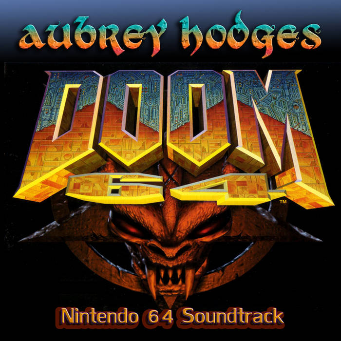 Doom 64: Official Soundtrack cover art