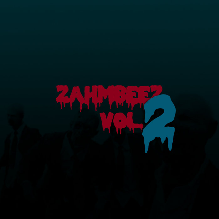 Zahmbeez Vol. 2 cover art