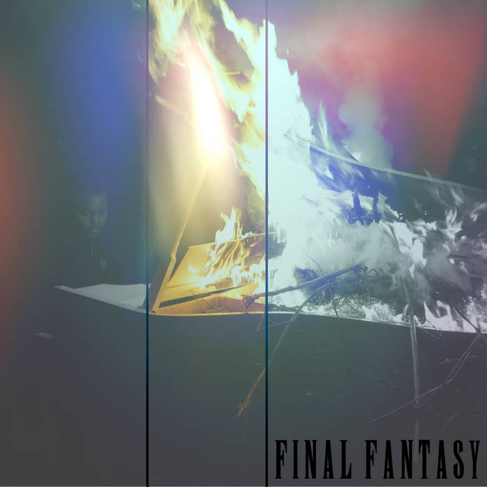 """""""FINAL FANTASY"""" feat. Lady Gray [Prod. by The Root Doctor] cover art"""