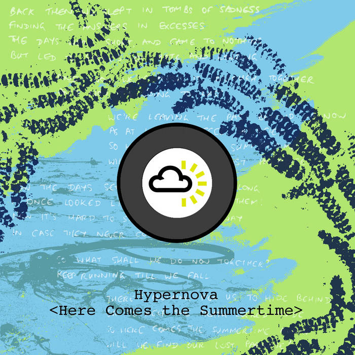 Here Comes the Summertime cover art