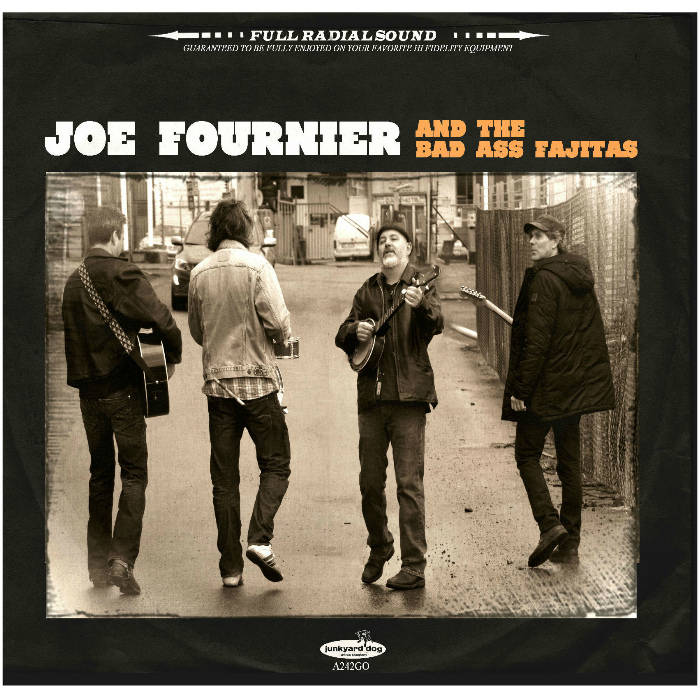 Joe Fournier and the Bad Ass Fajitas cover art
