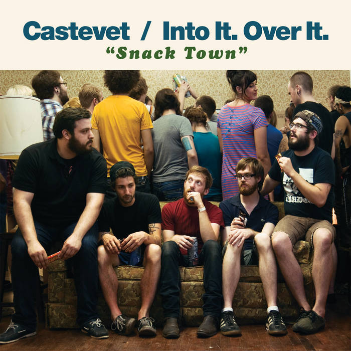Snack Town cover art