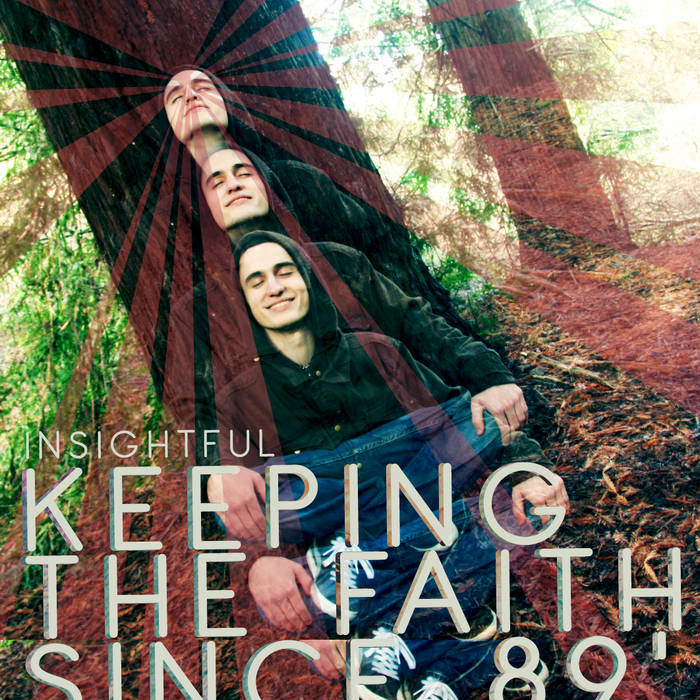 Keeping The Faith Since 89' cover art