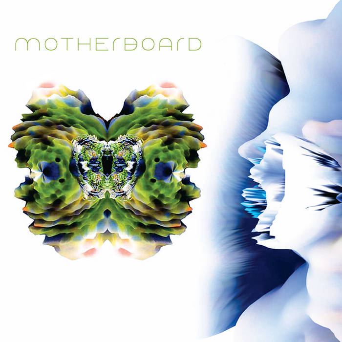 Motherboard cover art