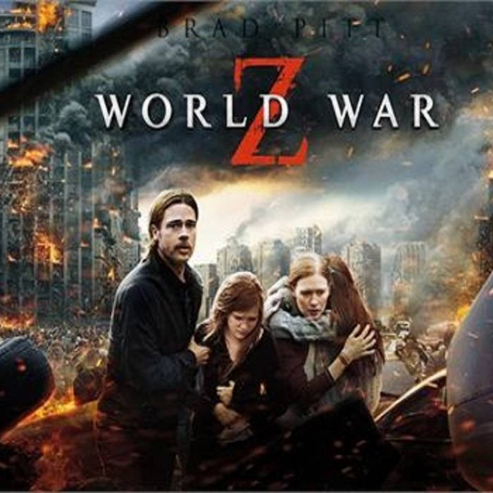 1080p - World War Z Download Movie in HD cover art
