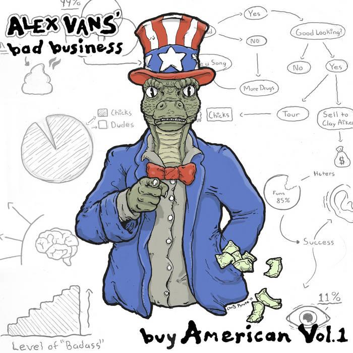 Buy American Vol. 1 cover art