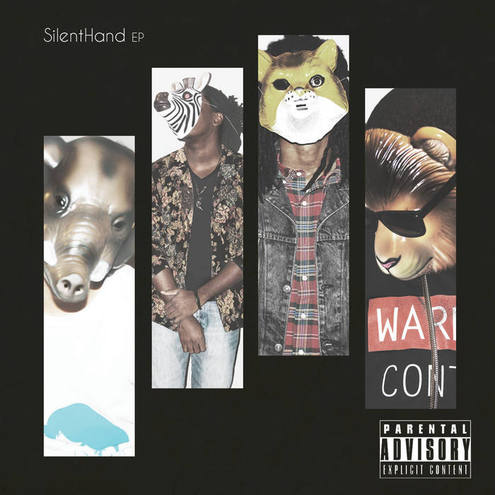 SilentHand EP cover art