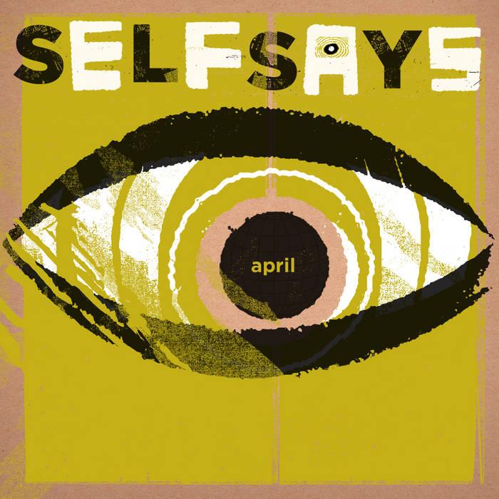 April cover art