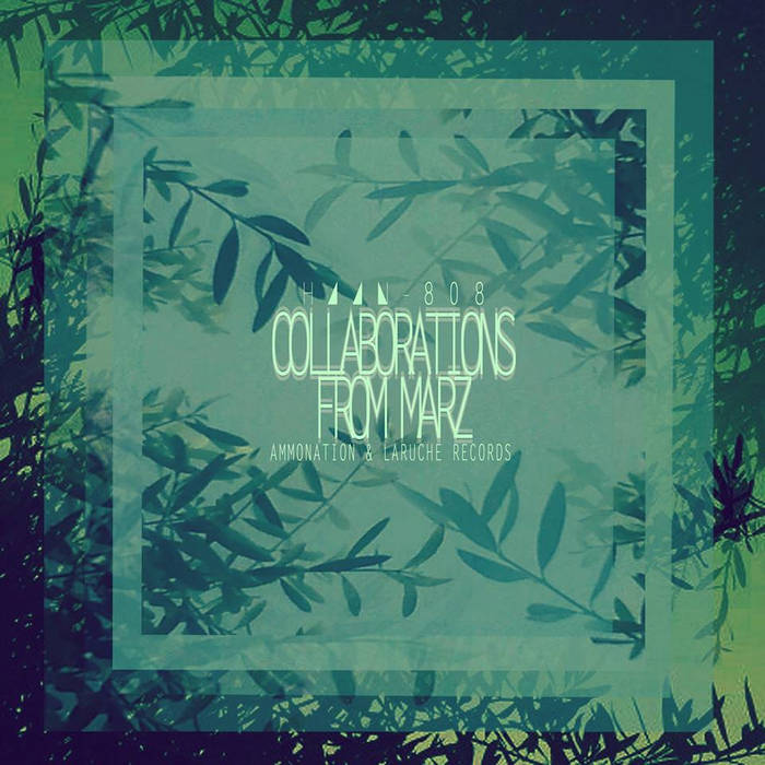 Collaborationz From Marz cover art