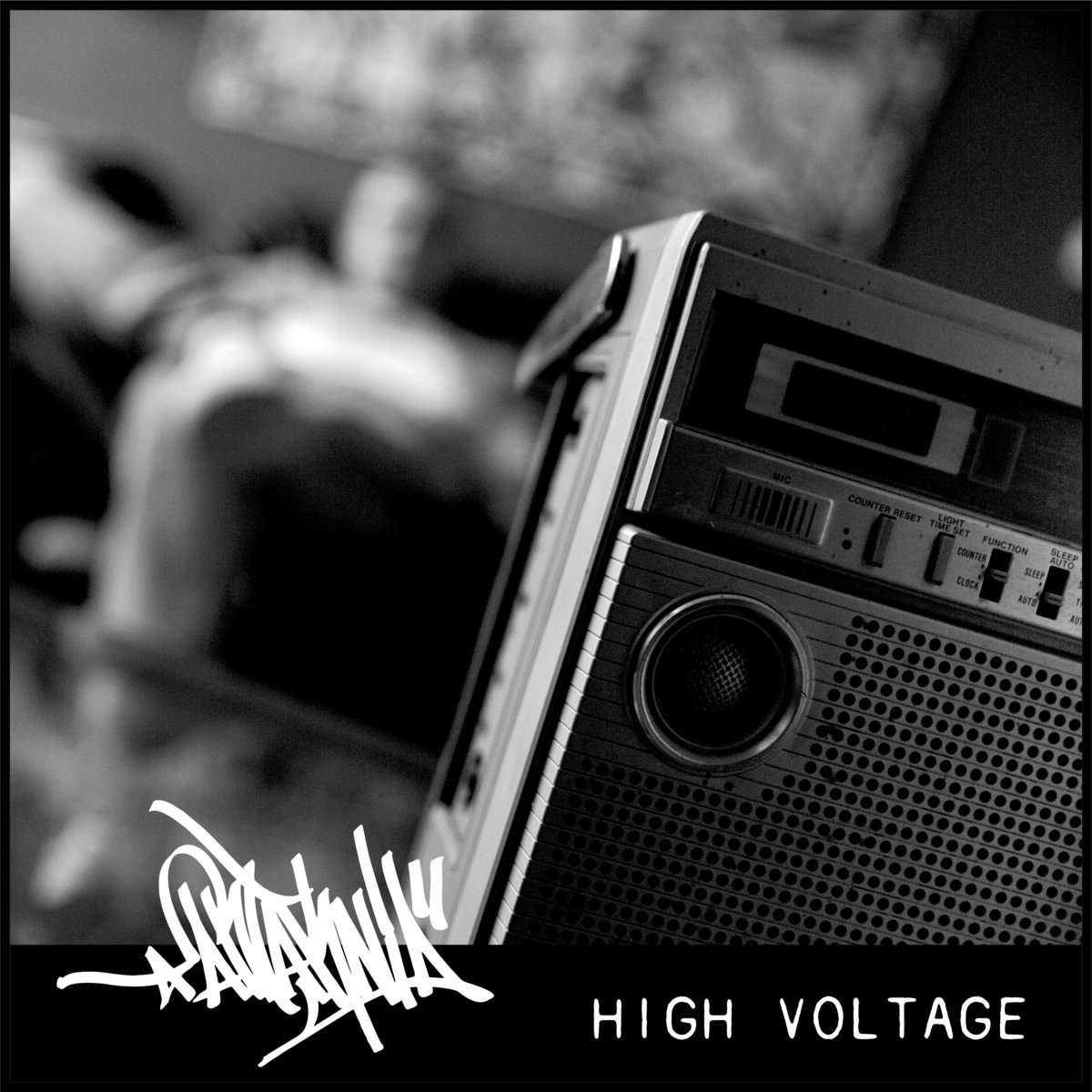 Art Aknid - High Voltage (2016)