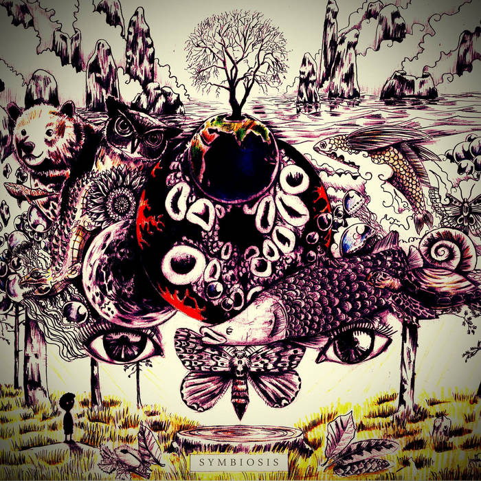Symbiosis cover art