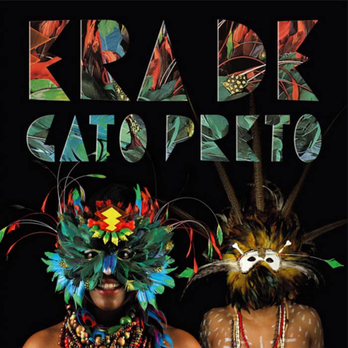 CD Era De Gato Preto cover art