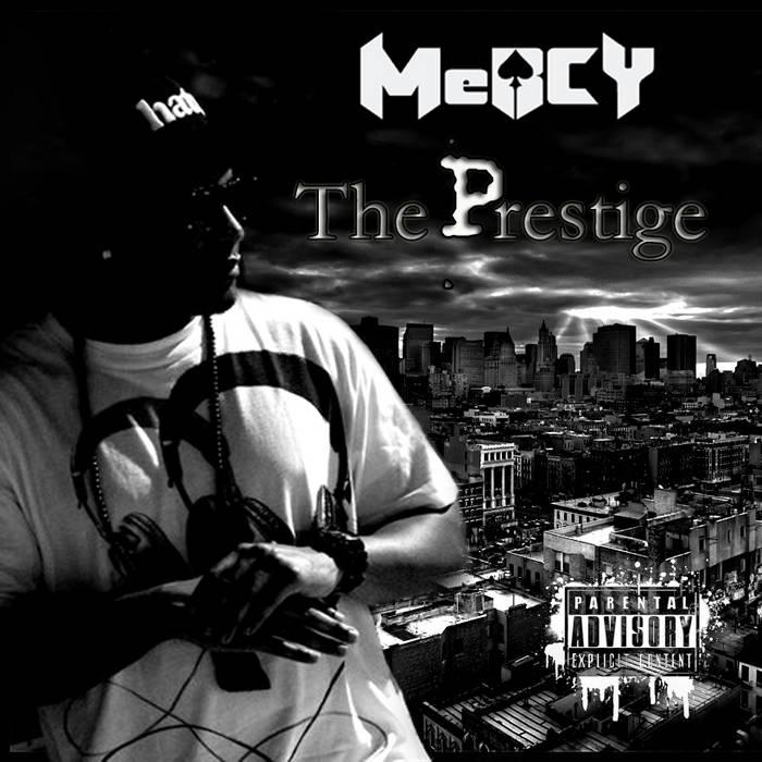 The Prestige cover art