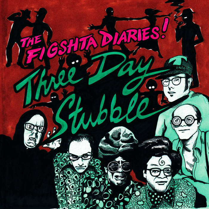 The Figshta Diaries cover art
