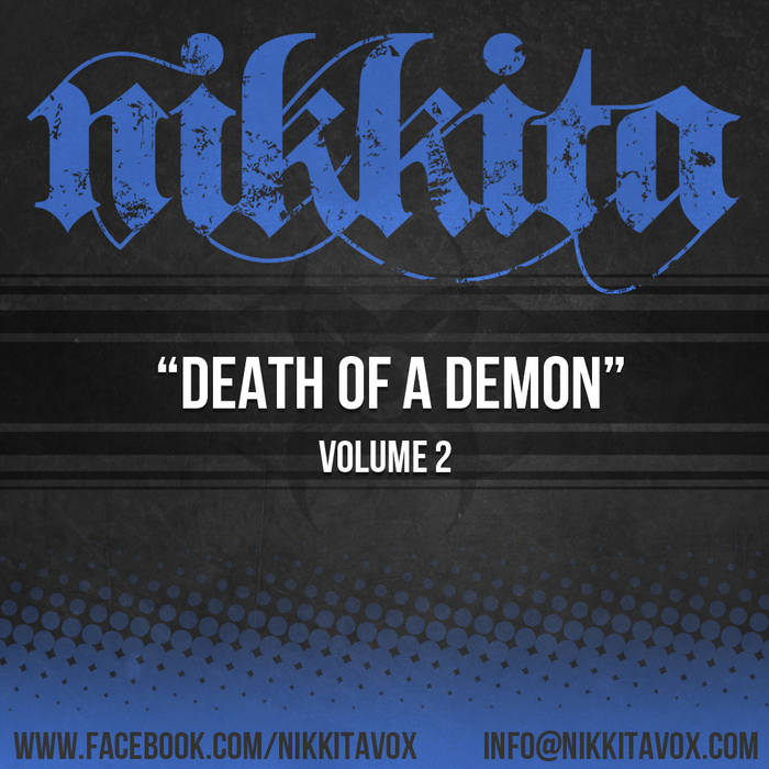 Death of a Demon cover art