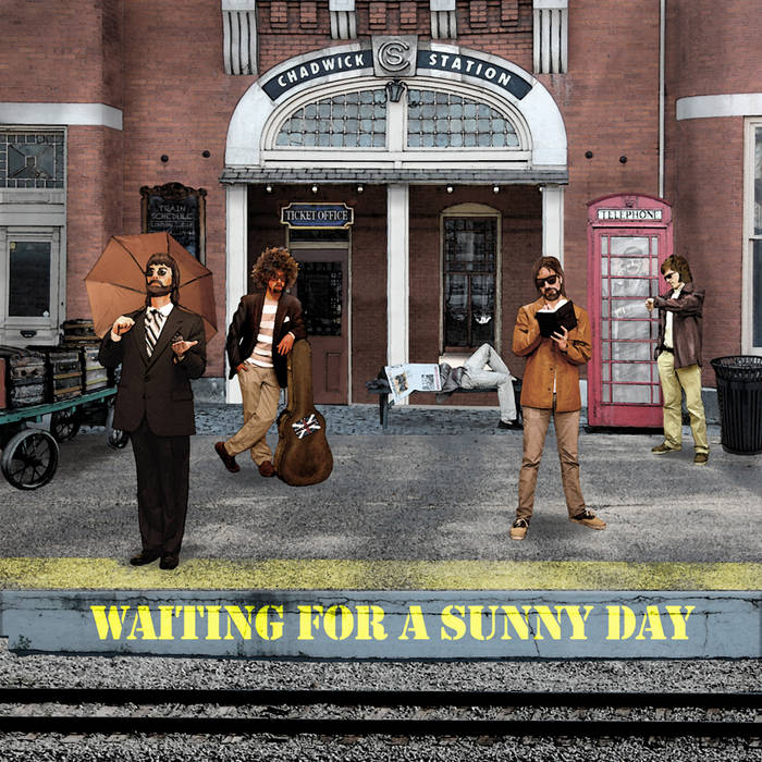 Waiting for a Sunny Day cover art