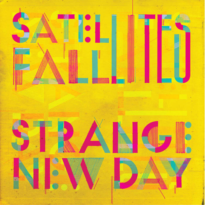 Strange New Day cover art