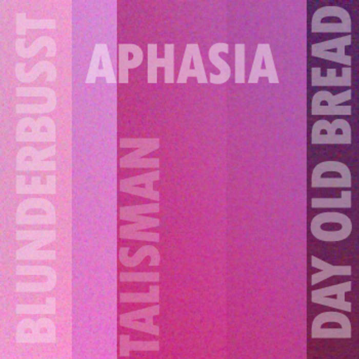 Aphasia cover art