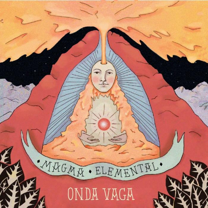 MAGMA ELEMENTAL cover art